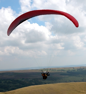 About the sport - Dover and Folkestone Hang Gliding Club